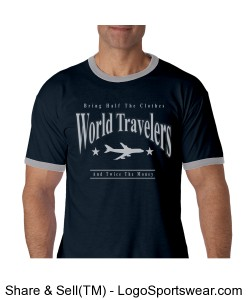 Travelers Golden Rule Tshirta Design Zoom