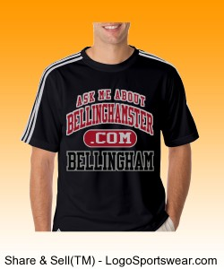 Bellinghamster.com T-Shirt - Get Noticed FAST! Design Zoom